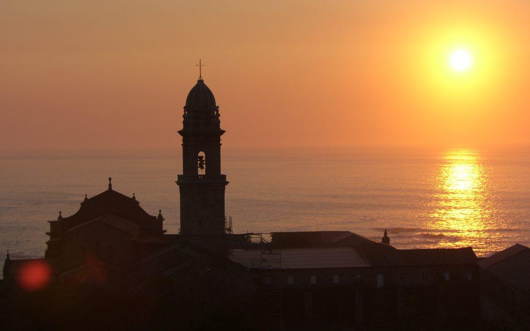 Restauración torre Monasterio Oia