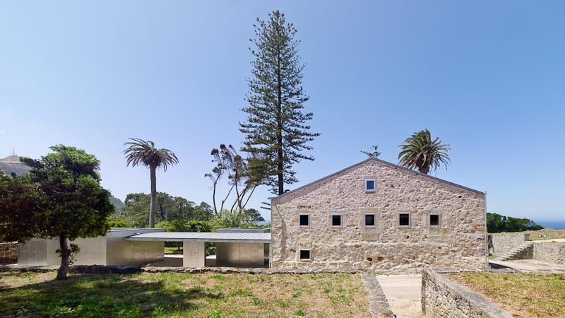 Centro de interpretación en Arquitectura de Galicia