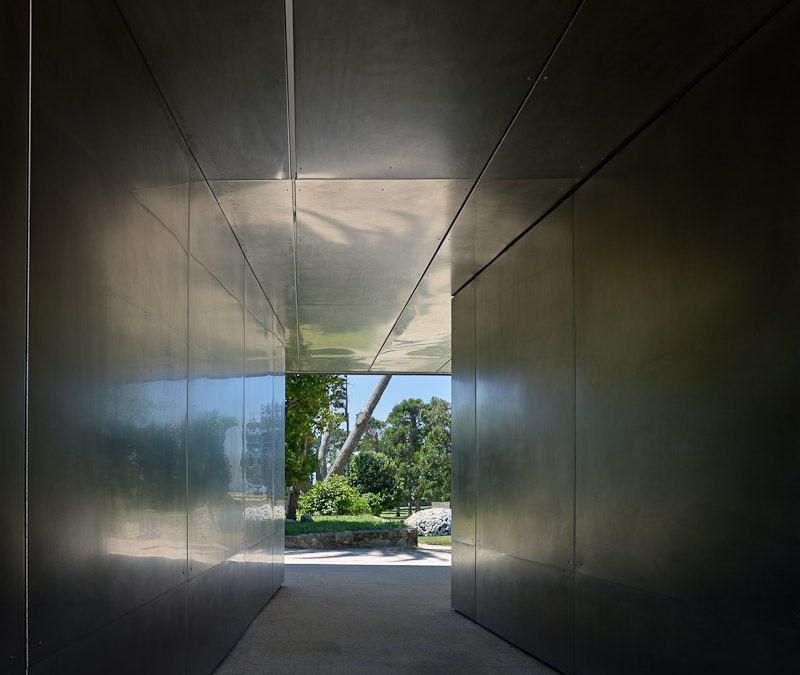 Centro de interpretación en Arquitectura Viva