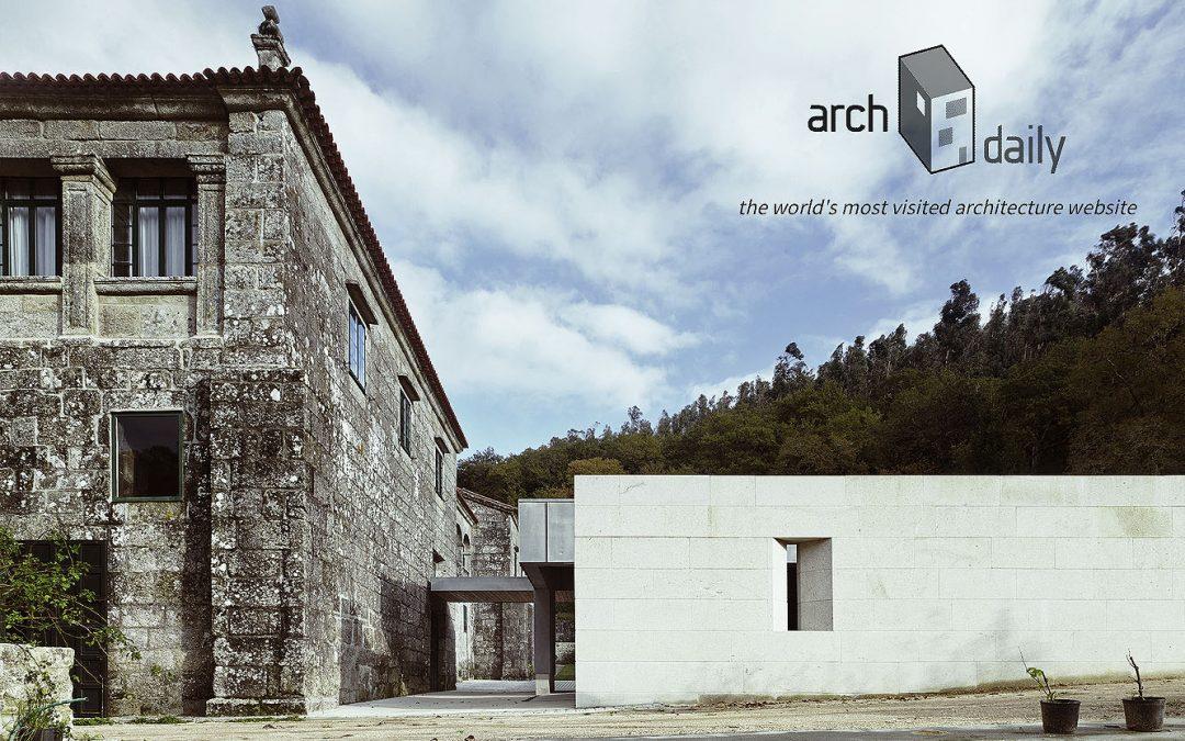 Taller | Workshop Armenteira en Achdaily