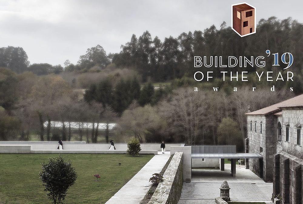 Taller de Armenteira nominado a edificio del año