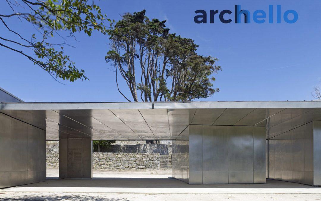 Centro de Santa Cruz en archello | Santa Cruz Visitor Center on archello